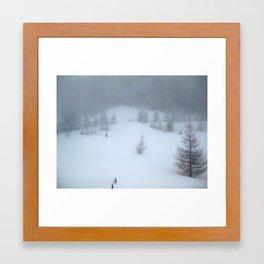 Gently Framed Art Print