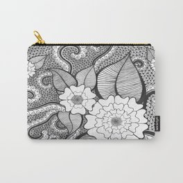 Octopus Flower Carry-All Pouch