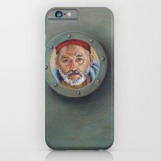 Bill Murray / Steve Zissou / Wes Anderson  iPhone 6s Slim Case