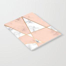 Marble Geometry 050 Notebook