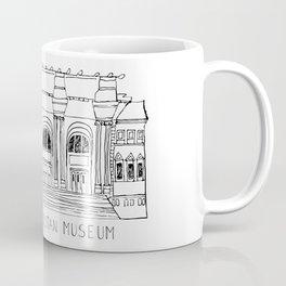 The Metropolitan Museum  Coffee Mug