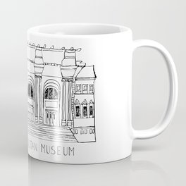 The Metropolitan Museum  Coffee Mug
