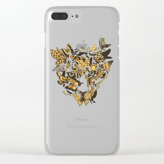 Still Alive Clear iPhone Case
