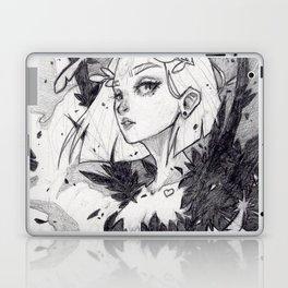 Harpy (graphite) Laptop & iPad Skin