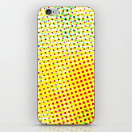 dots iPhone Skin