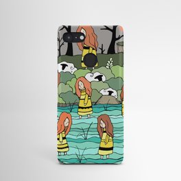 The Water Lovers Android Case