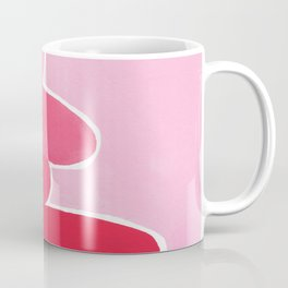 Rock balancing in pink Coffee Mug