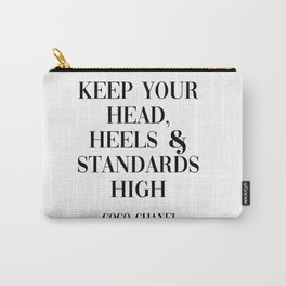 coco quote Carry-All Pouch