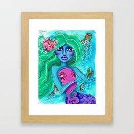 Mermi Framed Art Print