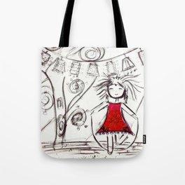Enfance Tote Bag