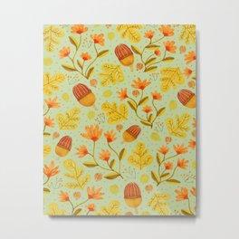 Spring floral I Metal Print