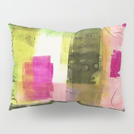 Daydreams of Spring - Lazy Sunday Afternoons Pillow Sham