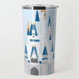 Cinderella's Castle Travel Mug