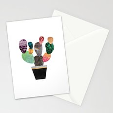 Pretty Cactus Stationery Cards