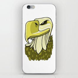 Eagle - Meadowlark iPhone Skin