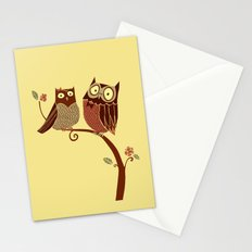 Nice Hooters Stationery Cards