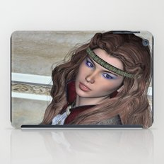 The forest beckons iPad Case