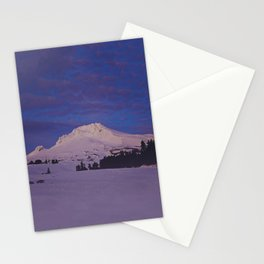 Mt. Hood, Oregon Stationery Cards
