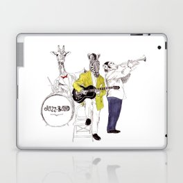 Bestial jazz-band Laptop & iPad Skin