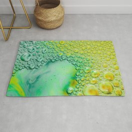 Photography, Photo Print, Wall Art Office Image, Office Print, Bubble Photo, Colorful Pic, Work Spac Rug