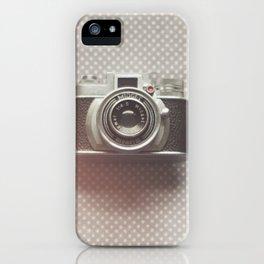 Mini Cameras iPhone Case