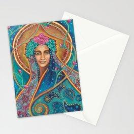 Shakti Creates by Justine Aldersey-Williams Stationery Cards