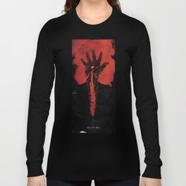 There Will Be Blood alternative movie poster Long Sleeve T-shirt