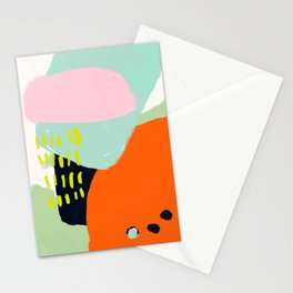 pink cloud Stationery Cards