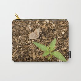 Cannabis Sprout Carry-All Pouch