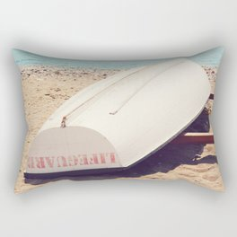 AFE Lifeguard Boat Rectangular Pillow