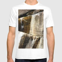 Water in the stone T-shirt