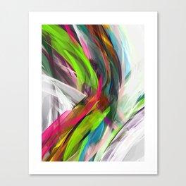Summer Wave Canvas Print