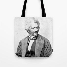 Frederick Douglass Vintage Photograph Circa 1850 Tote Bag