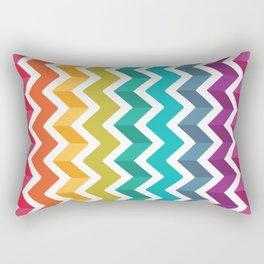 Add some colour Rectangular Pillow