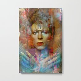 Ziggy in the sky  Metal Print