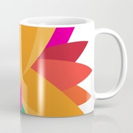 Happy Flower || #society6 #buyart #decore Coffee Mug