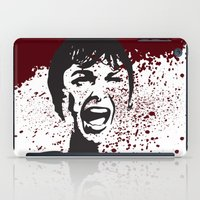 hitchcock iPad Cases featuring Hitchcock Inspired Art  by pithyPENNY