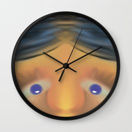 Look up in Wonder Wall Clock
