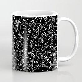 Dungeon Master RPG Gamer Dice Coffee Mug