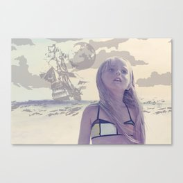 Wendy Canvas Print