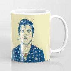 WTF? ELVIS MORNING PARTY Mug