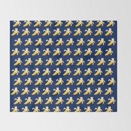 Chiquita Banana Throw Blanket