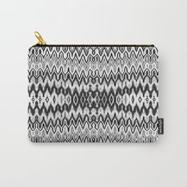 Missoni Style Mono Carry-All Pouch