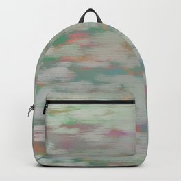 colorful pattern Backpack