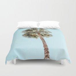 Single Palm Duvet Cover