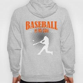 Baseball Is My Life Hoody