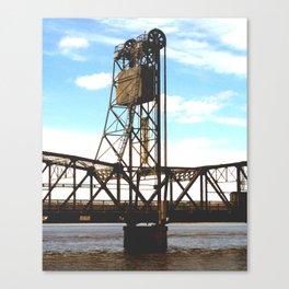 Stillwater Draw Bridge Canvas Print