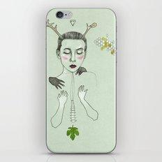 kış (winter) iPhone & iPod Skin