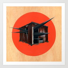 Sheds & Shacks | No:3 Art Print