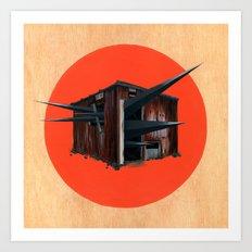 Sheds & Shacks | No:3 Art Print